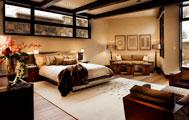 спальня по фен шуй - дизайн в стихии Почвы