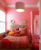 спальня по фэн шуй - дизайн в стихии Огня