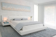 спальня по фэн шуй - дизайн в стихии Металла