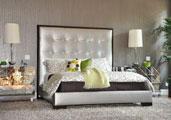 спальня по фен шуй - дизайн в стихии Металла