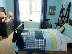 спальня по фэн шуй - дизайн в стихии воды