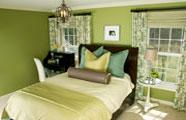 спальня по фэн шуй - дизайн в стихии дерева