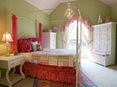 спальня по фэн шуй - дизайн в стихий Дерева и Огня